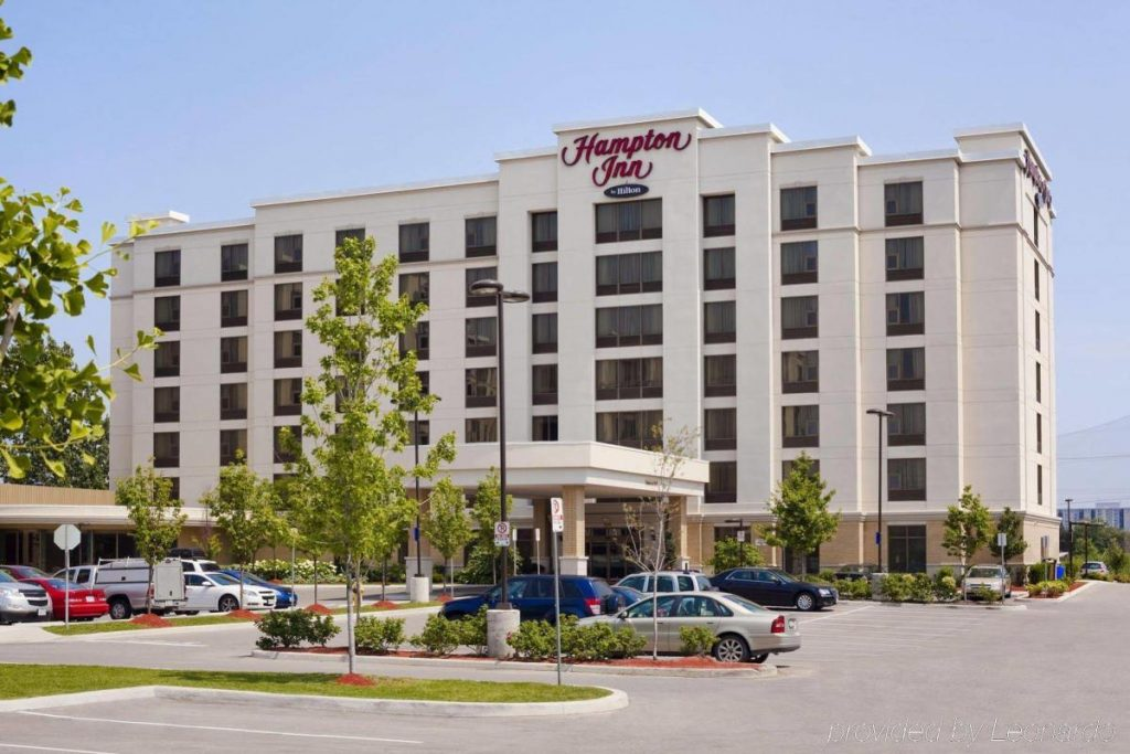 Hampton Inn by Hilton Toronto Airport Corporate Centre