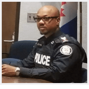 Sgt Bassey Osagie